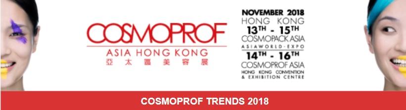 Cosmoprof Asia HK 2018