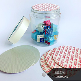 PS-Aluminum foil induction seal liner for PET/PP/PE/GLASS Bottle