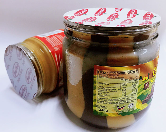 PP sealing film used in the food industry